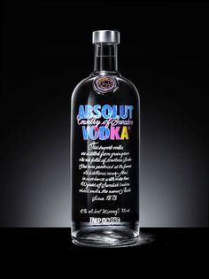 ANDY WARHOL PARA A ABSOLUT VODKA ~ ... and this is Reality
