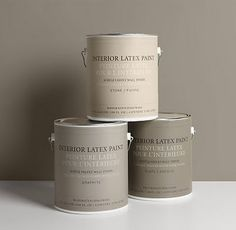 """I love the paint colors at """"Restoration Hardware"""" takes out the guessing - ALL their colors are amazing - can't go wrong:)"""