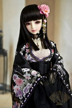 ✯ ★❤️^__^❤️★ ✯ Doll*icious Beauty~Enchanted Dolls ✯ ★❤️^__^❤️★ ✯