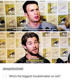 Chris evans the troublemaker. chris evans the troublemaker avengers memes Avengers Humor, Funny Marvel Memes, Marvel Jokes, Dc Memes, Marvel Dc Comics, Marvel Avengers, Marvel Heroes, Funny Memes, Funny Quotes