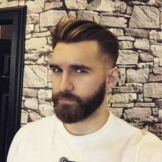 hairygingerman: perfect haircut & beardcut