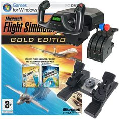 To get the most out of your basic flight Sim game, joysticks are a must. But which one is the best flight simulator joystick? Flight Simulator Cockpit, Microsoft Flight Simulator, Racing Simulator, Radio Controlled Aircraft, Best Flights, Training Materials, Microsoft Windows, Military Aircraft, Outdoor Power Equipment