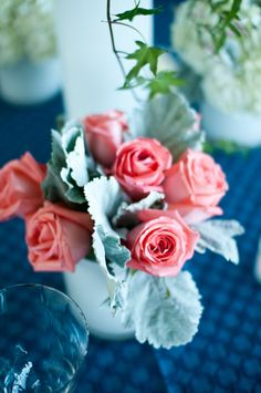 Real Maine wedding | Flora Fauna floral design