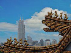 Thean Hun Temple in Kuala Lumpur, Malaysia
