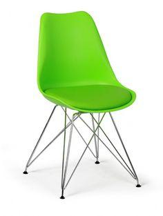 Konferenční židle Christine, zelená