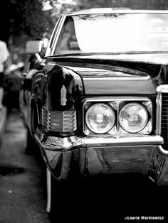 Cadillac always had the coolest side view mirrors