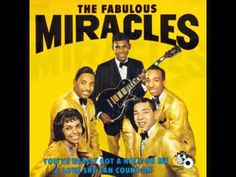 The Miracles You've Really Got a Hold on Me - YouTube