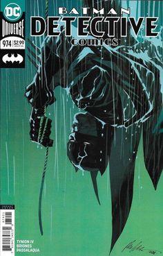 DC Universe Rebirth Batman Variant Cover for sale online Batman Detective Comics, Batman Comics, Dc Universe Rebirth, Dc Rebirth, Rafael Albuquerque, Black Cat Comics, Comic Book Publishers, Superhero Characters, Comics Story