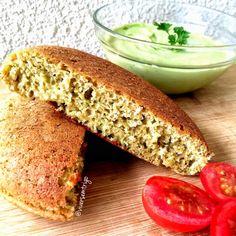 VIVER SEM TRIGO: Pão de abobrinha na frigideira