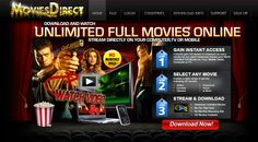 Experience the power of legal,safe and secure unlimited movie downloading.Once registered, you can download and stream as many movies as you want, with no per-download fees, no bandwidth limits and no geographical restrictions. All the movies inside our members area are licensed to us and can be downloaded by our users for personal use legally and safely.