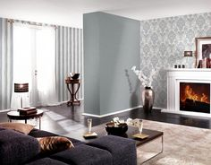 Livingwalls papier peint Djooz 956661 Beige 10,05 m x 0,53 m