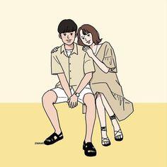 ~Open Request~ (Langsung komen) ❤❤❤❤❤❤ Bingung nyari Wallpaper hp at… # Acak # amreading # books # wattpad Cute Couple Drawings, Cute Couple Art, Cute Drawings, Cute Couples, Anime Couples, Wallpaper Hp, Cute Couple Wallpaper, Chibi Couple, Couple Cartoon