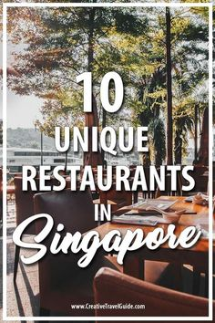 We are super fortunate to have a guest post from Ekaterina, who shares with us the 10 best and unique restaurants in Singapore. Singapore Singapore, Singapore Travel, Malaysia Travel, Vietnam Travel, Asia Travel, Peking Duck Restaurant, Singapore Things To Do, Travel Guides, Travel Tips
