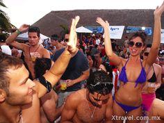 Mujeres Hermosas, en Playa del Carmen