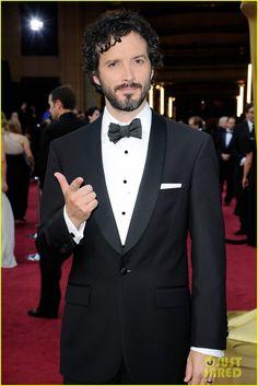 Bret McKenzie at the 2012 Oscars