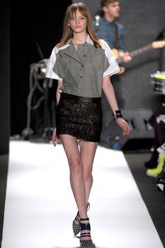 Rebecca Minkoff Fall 2013 Ready-to-Wear Fashion Show
