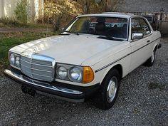 1980 Mercedes 280 CE. My new car <3