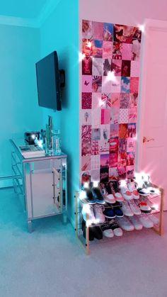 Indie Room Decor, Cute Bedroom Decor, Bedroom Decor For Teen Girls, Room Design Bedroom, Room Ideas Bedroom, Aesthetic Room Decor, Dream Teen Bedrooms, Bedroom Inspo, Rich Girl Bedroom