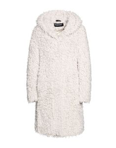 Beaumont - Jas - Fur Jacket Offwhite