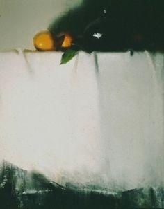 """black and white by Robert Lemler Oil ~ 20"""" x 16"""""""