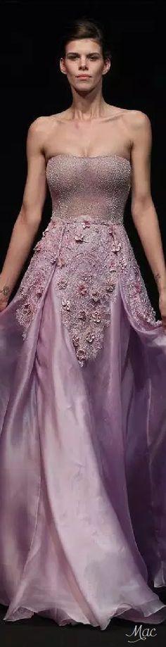Haute Couture 2015 Abed Mahfouz