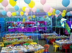 manteleria para fiestas infantiles - Buscar con Google