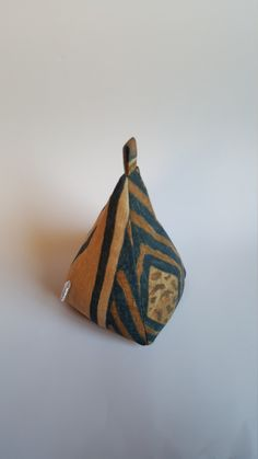Excited to share the latest addition to my #etsy shop: Fabric Doorstop, Pyramid Shaped, African Sands, Fabric Doorstopper https://etsy.me/2wOLKnA #housewares #homedecor #tan #brown #sand #cream #beige #print #black