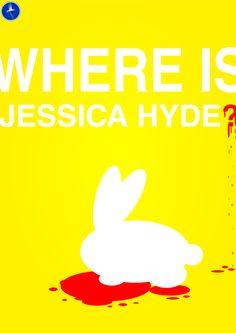 Utopia - Where is Jessica Hyde?  #utopia #tvseries #whereisjessicahyde #fanart