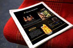 "Popatrz na mój projekt w @Behance: ""Article for Rémy Martin"" https://www.behance.net/gallery/61746245/Article-for-Rmy-Martin"