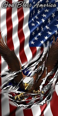 American Flag Pictures, Patriotic Pictures, American Flag Eagle, Eagle Pictures, Deer Pictures, American Flag Wallpaper, American Flag Painting, Patriotic Tattoos, Corn Hole Game