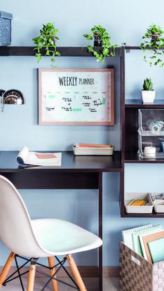 Office Desk, Furniture, Home Decor, Bedspreads, Bedding, Shelving Brackets, Desks, Desk Office, Decoration Home