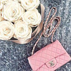 Pastel Pink Chanel | pinterest: @Blancazh