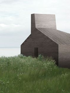 Petersen Tegl Hus, 2011. Studio and home. Nicolai Bo Andersen with Harlang + Stephensen Architects
