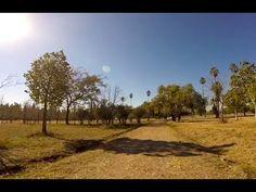 Parque General San Martín (Mendoza) Senderos - 09 Ago 2016