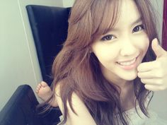 T-ara's Hyomin ^^ so pretti ( #kpop #tara #hyomin )
