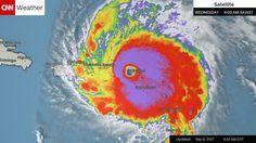 Now 3 separate hurricanes in Atlantic Ocean! Hurricane Irma: Powerful storm blamed for three deaths