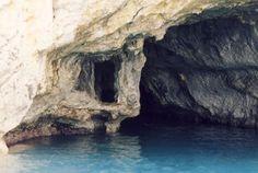 Blaue Felshöhle, Foto: S. Hopp