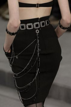 "lelaid: "" Chanel, Spring/Summer 2009 """