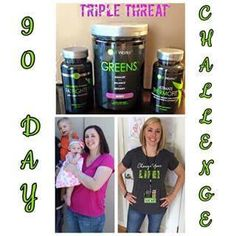 This is the TRIPLE THREAT! Are you ready to try it? www.notoriouslynew.com