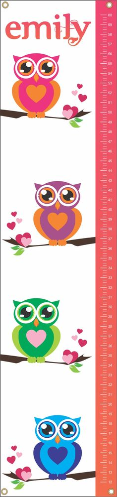 Owls Growth Chart