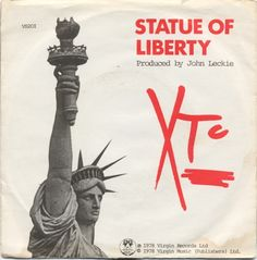 """""""Statue of Liberty"""" by XTC."""