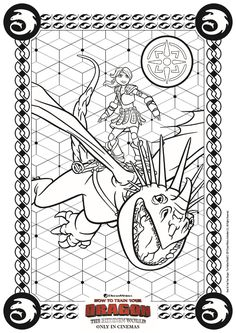 How to Train Your Dragon 3 Coloring Page How to Train Your Dragon 3 Coloring Page. How to Train Your Dragon 3 Coloring Page. Hidden World Coloring Page From in dragon coloring page Coloring Page Free Movie Printable With images Dragon Coloring Page, Dinosaur Coloring Pages, Coloring Pages To Print, Coloring Book Pages, Printable Coloring Pages, Coloring Pages For Kids, Kids Coloring, Dragons 3, Cute Dragons
