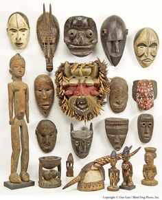 african mask | ... Africa, Europe, Asia and Americas. ancient African mask - Festac Mask