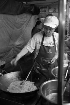 Pad-Thai - Thai food   Take Photo @huahin Thailand