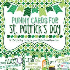 St. Patricks Day Ca