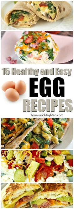 healthy easy egg breakfast recipes. tone-and-tighten.com