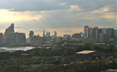 From The Emirates Cable Car. 2013. Canon EOS 30D.