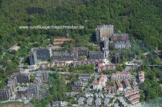 Luftbildaufnahmen von Heidelberg, Baden- Württemberg, Germany