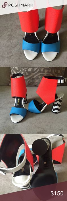 """HOST PICK Kat Maconie """"Rossana"""" Heels NEw never worn in a size 7.5. Comes with box and dust bag. Kat Maconie Shoes Heels"""