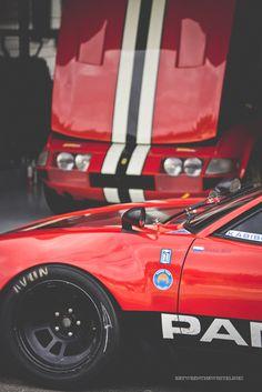 Pantera & Daytona